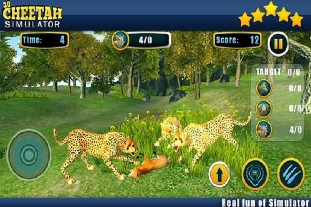 animals simulator games til ipad